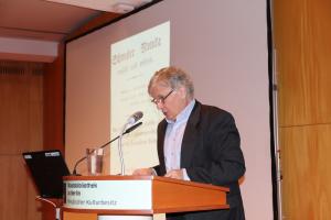 Prof. Dr. Markus Bernauer, Berlin-Brandenburgische Akademie der Wissenschaften