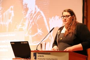 Dr. Stefanie Junges, Ruhr-Universität Bochum