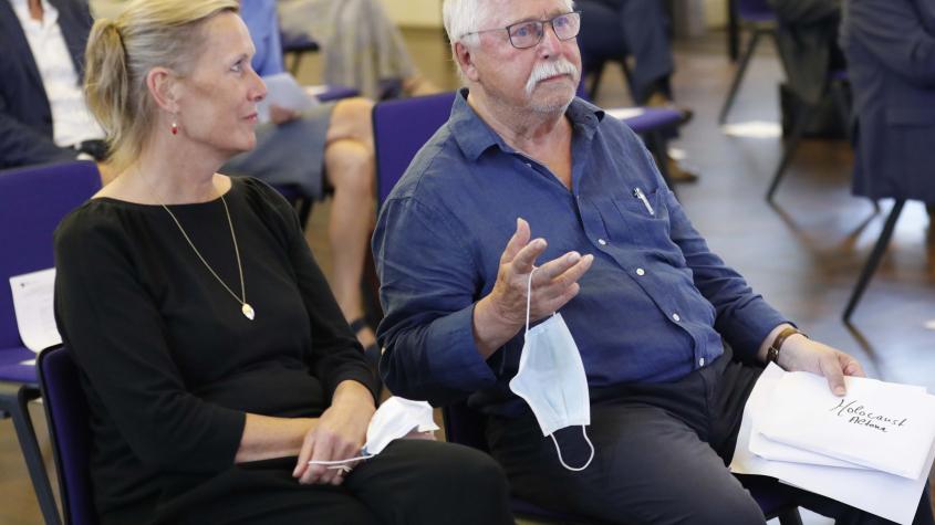 Wolf und Pamela Biermann