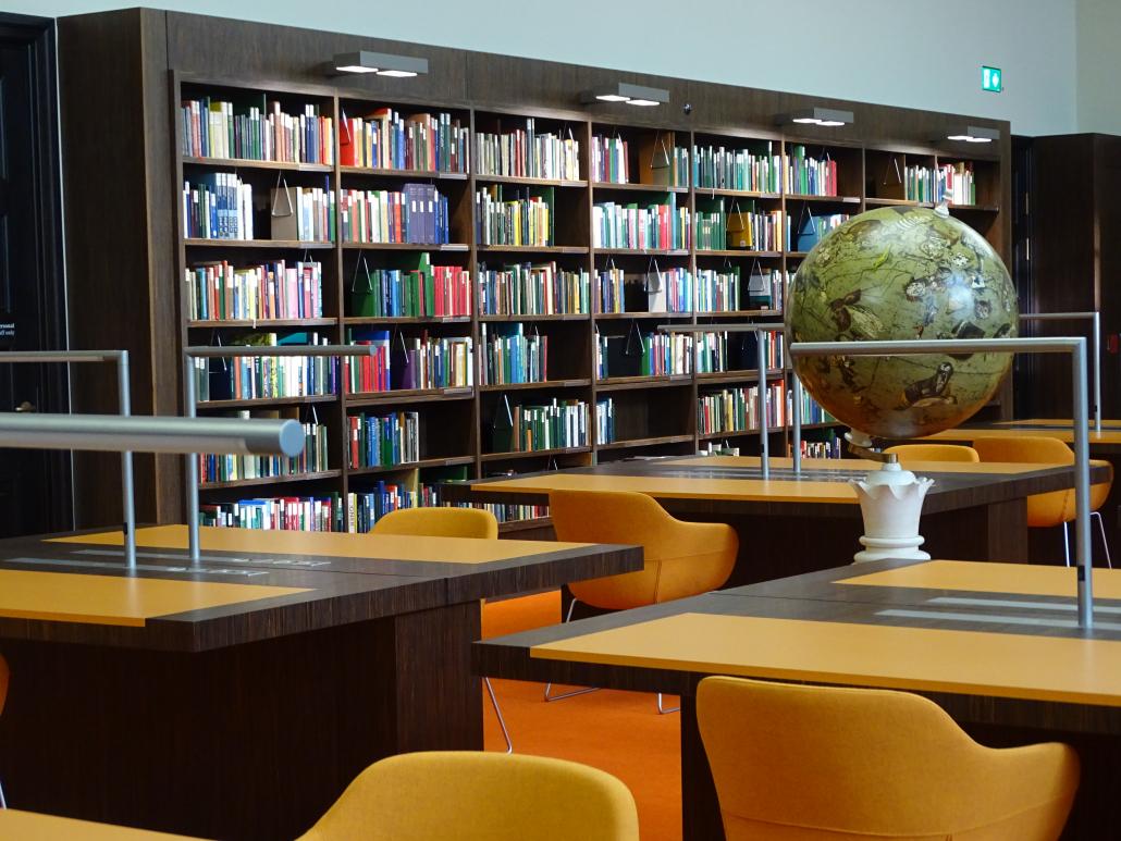 Haus Unter den Linden - Lesesaal für Kinder- und Jugendliteratur