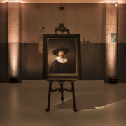 The Next Rembrandt by ING Group (CC BY 2.0), via flickr; Lizenz: https://creativecommons.org/licenses/by/2.0/; Quelle: https://www.flickr.com/photos/inggroup/26192277342/in/photostream/