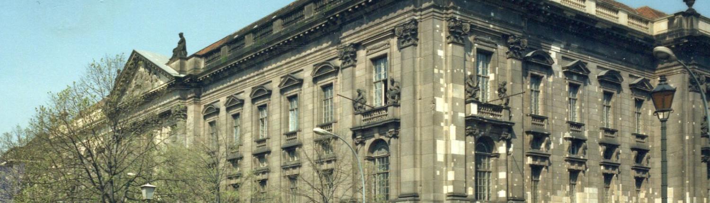 Das Haus Unter den Linden 1986