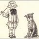 "Illustration aus R. F. Outcaults ""Buster Brown Abroad"", London 1905, Exemplar der Kinder- und Jugendbuchabteilung, Staatsbibliothek zu Berlin - Lizenz: CC-BY-NC-SA 3.0"