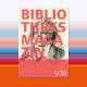 Bibliotheksmagazin, Cover der Ausgabe 1/20, Sandra Caspers, Staatsbibliothek zu Berlin-PK - Lizenz: CC-BY-NC-SA-3.0