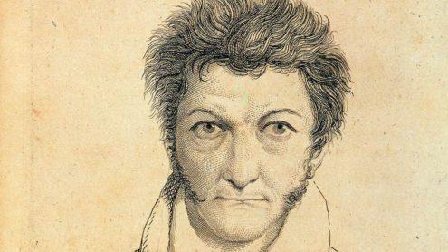 Portrait E.T.A. Hoffmann, Staatsbibliothek zu Berlin - Lizenz: CC-BY-NC-SA 3.0