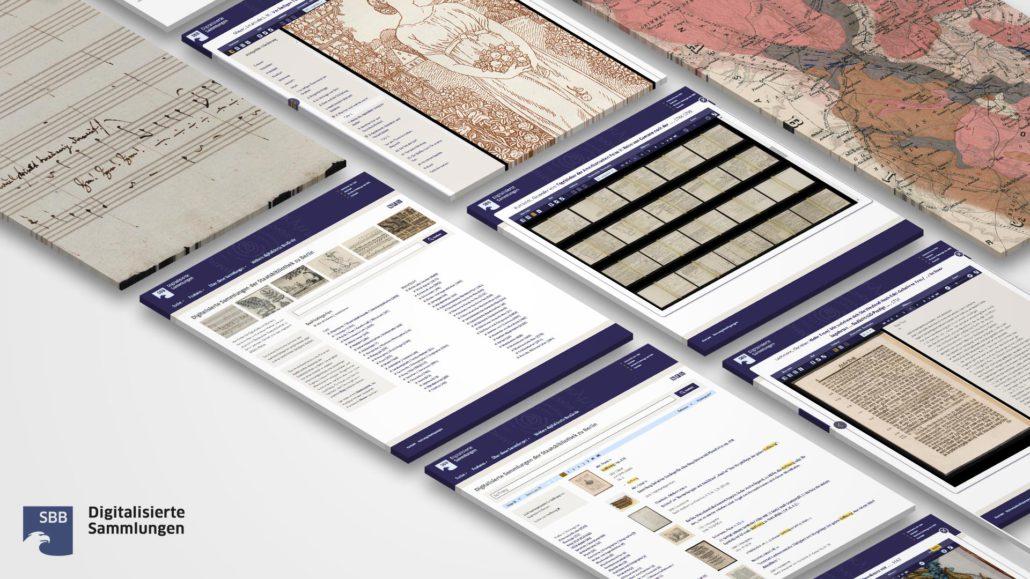 Relaunch der Digitalisierten Sammlungen