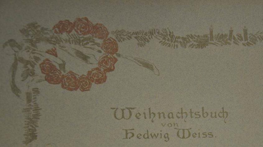 Weiss, Hedwig: Weihnachtsbuch - Hamburg : Im Gutenberg-Verlag Dr. Ernst Schultze, 1905; Bibliothekssignatur 53 BA 502287; Lizenz CC BY.NC.SA 3.0 Staatsbibliothek zu Berlin - PK