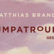 Matthias Brandt: Raumpatrouille, Ausschnitt Buchcover, Verlag Kiepenheuer & Witsch