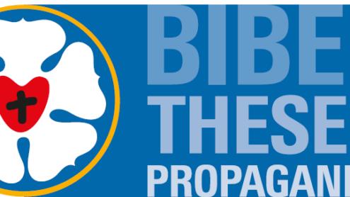 Logo Bibel, Thesen, Propaganda