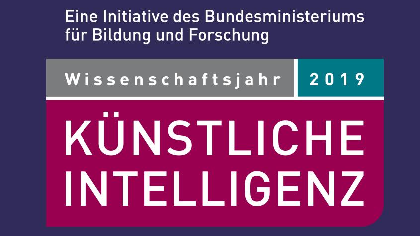 Logo des Wissenschaftsjahrs 2019