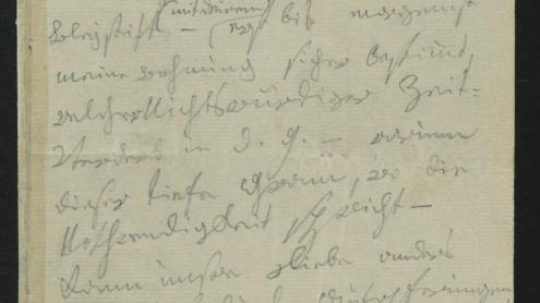 """Ludwig van Beethoven, Brief an die """"Unsterbliche Geliebte"""""""