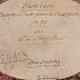 Einband von Wolfgang Amadeus Mozart (1756-1791): Concerto in D moll pour le Piano Forte, Nr. 13. Avec Accompagnement de deux Violons, deux Violes, Flute…(KV 466). Partiturabschrift von Otto Hatwig (1766-1834) aus dem Jahr 1831. Bibliothekssignatur: Mus.ms. 15483/1. Staatsbibliothek zu Berlin - PK. Lizenz: CC-BY-NC-SA