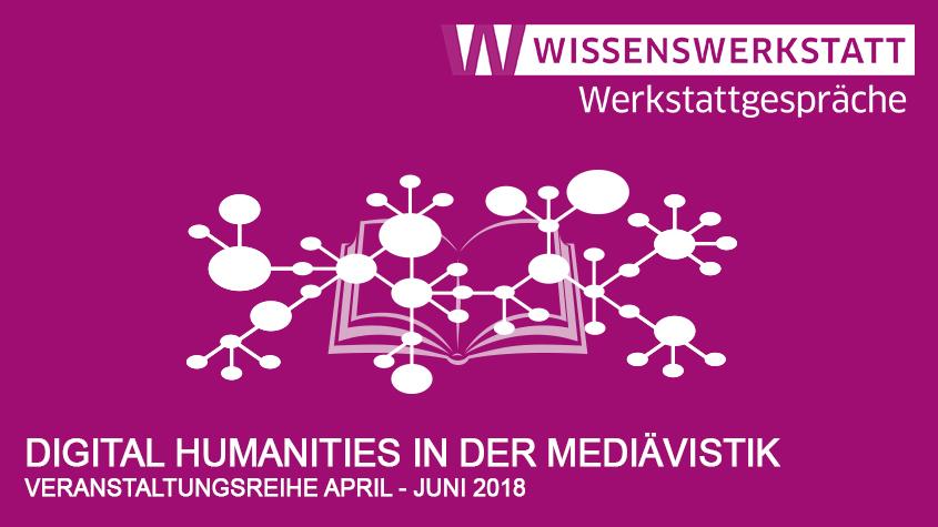 Veranstaltungsreihe Digital Humanities | SBB-PK CC BY-NC-SA 3.0