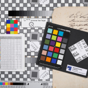 Workshop Retrodigitalisierung - Farbkontrollelemente