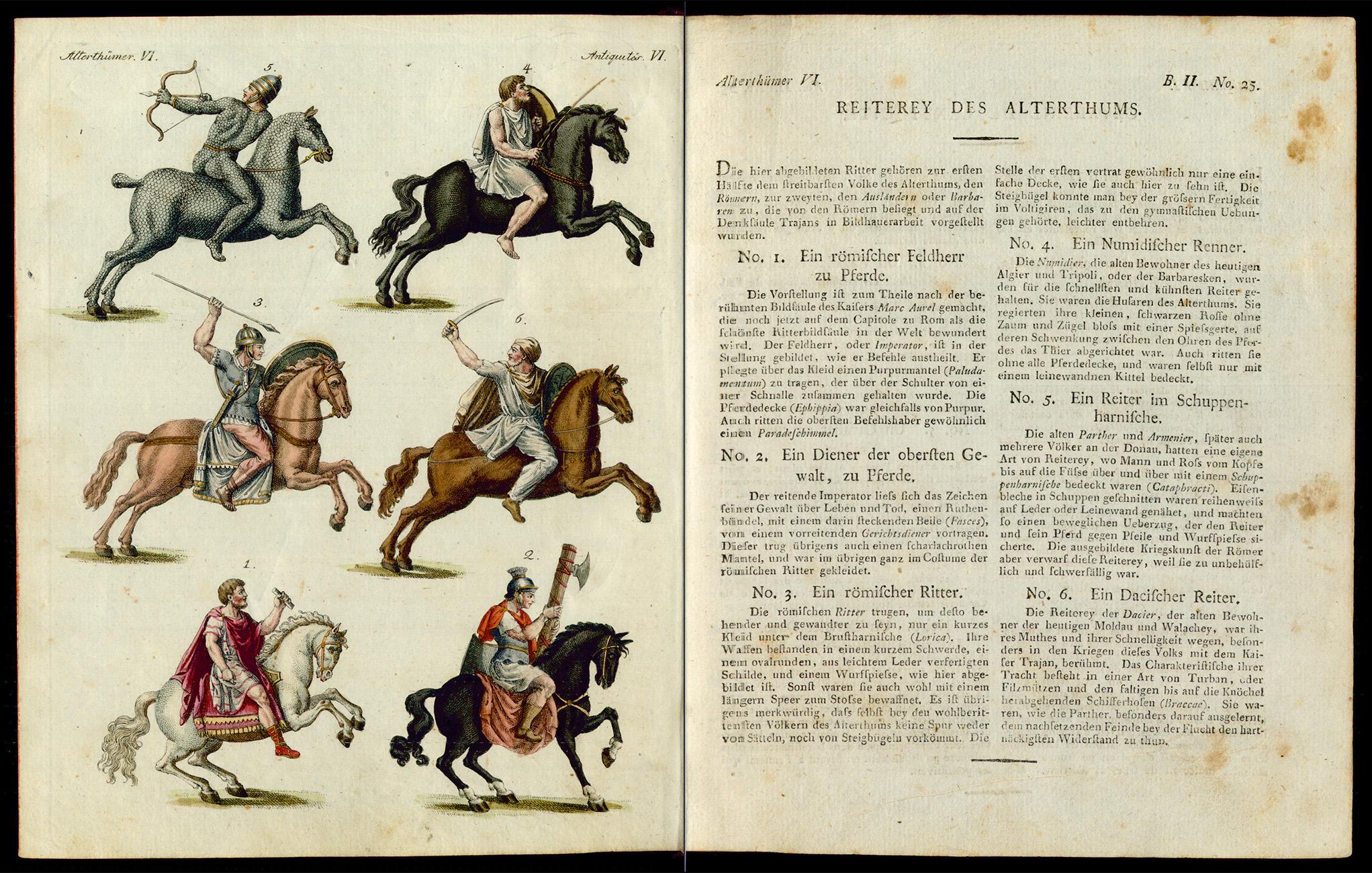 Friedrich Justin Bertuch, Bilderbuch für Kinder, B XXIII, 8-2 R, S. 108 und 109