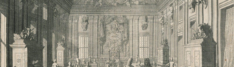 Apothekenflügel des Berliner Stadtschlosses um 1690