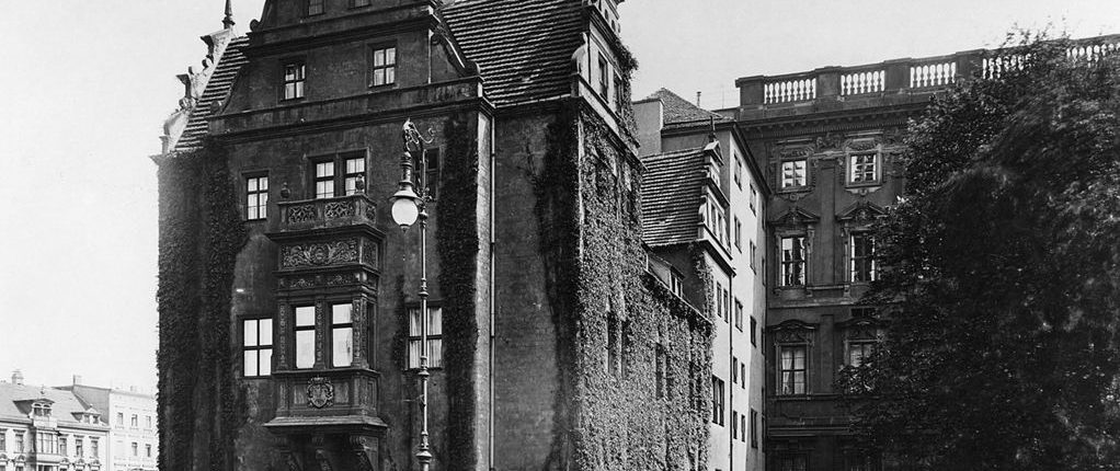 Apothekenflügel des Berliner Stadtschlosses um 1885