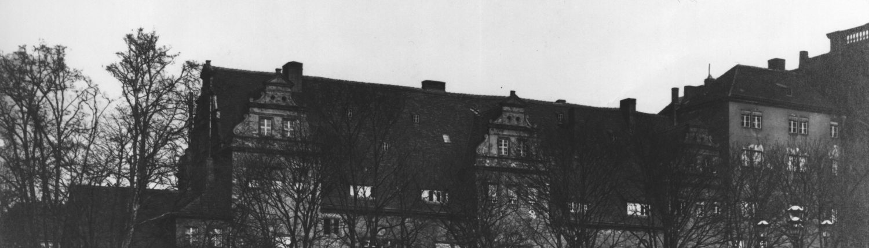 Apothekenflügel des Berliner Stadtschlosses um 1910