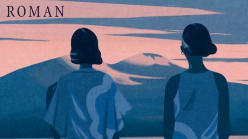 Elena Ferrante Ausschnitt Titelblatt Copyright Suhrkamp Verlag