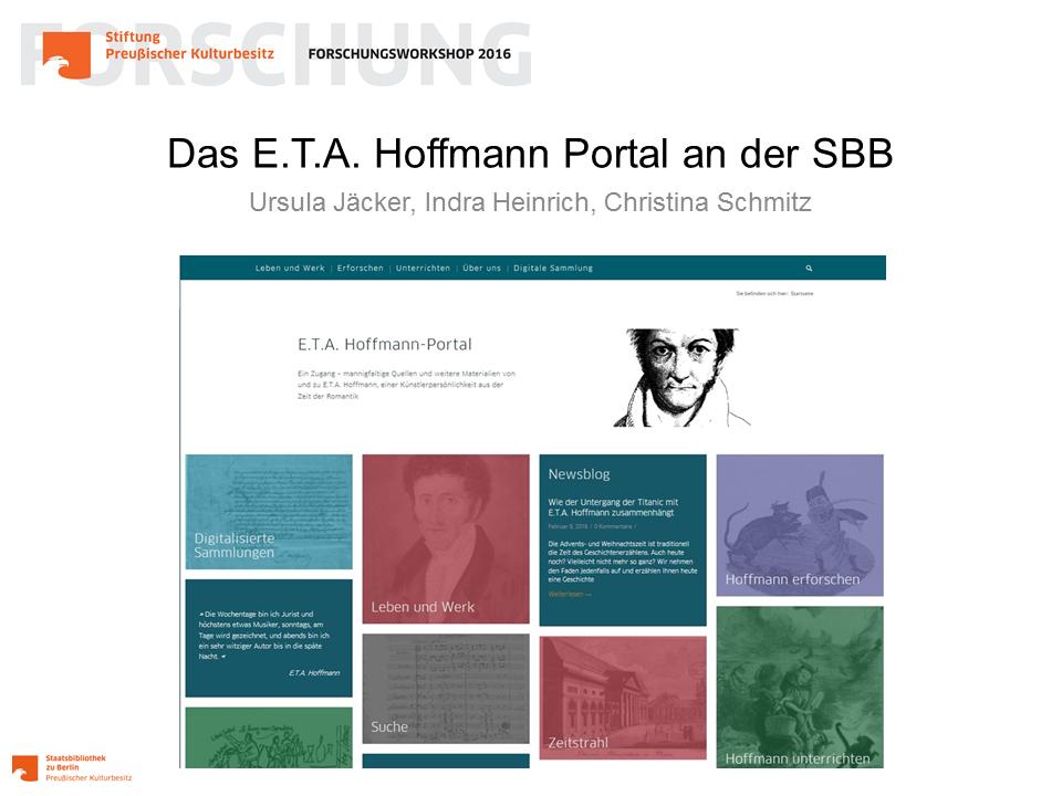Portal-Startseite