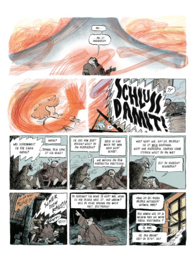 Die neue Musik - Graphic Novel von Mikael Ross - Seite 3