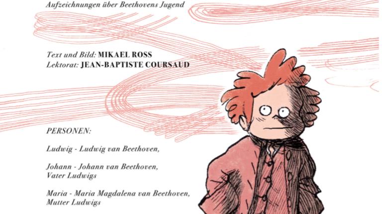 Die neue Musik - Graphic Novel von Mikael Ross - Einleitung