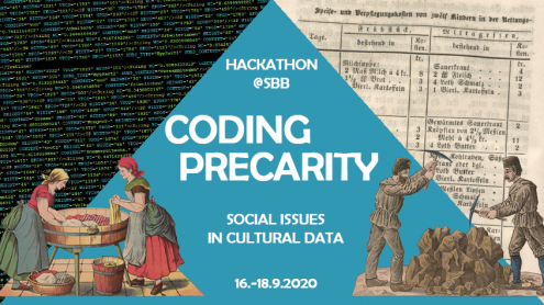 Hackathon Coding Precarity | SBB-PK Public Domain