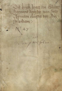 Andachtsbuch : Ms. germ. oct. 2 , [15. Jh.] SBB-PK http://resolver.staatsbibliothek-berlin.de/SBB00015AE400000005