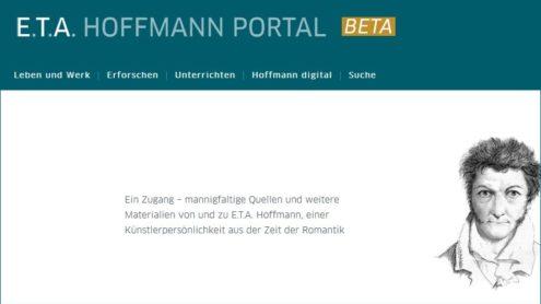 E.T.A. Hoffmann Portal BETA