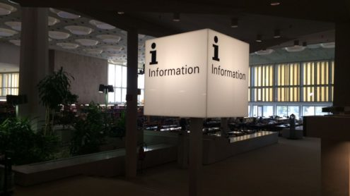 Informationswürfel - Staatsbibliothek zu Berlin-PK - Lizenz: https://creativecommons.org/licenses/by-nc-sa/3.0/de/