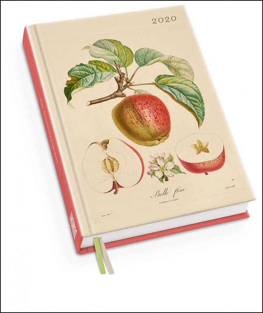 Taschenkalender - Poiteaus Apfel