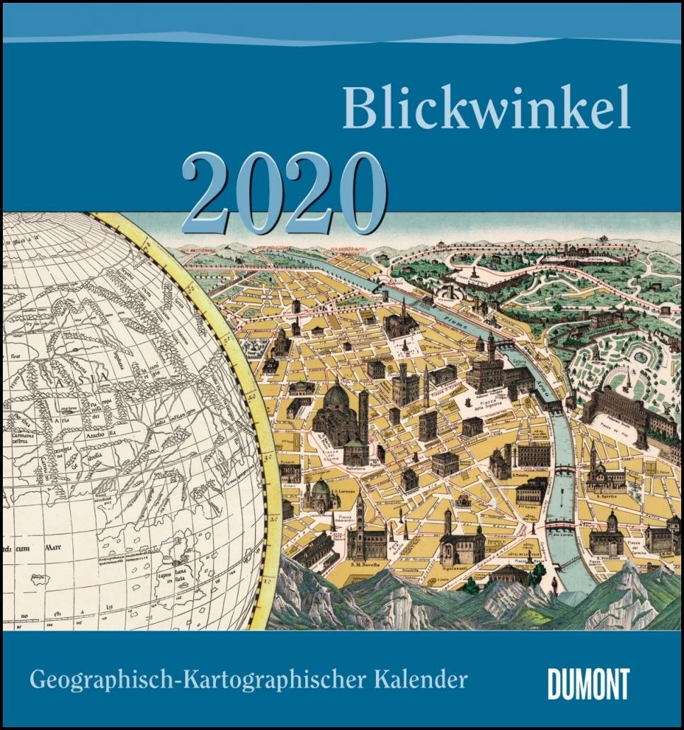 Geographisch-Kartographischer Kalender 2020