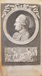 Johann Georg Krünitz / Oeconomische Encyclopädie,. Th. 13. Berlin 1778, Frontispiz, Signatur: A 9181-13