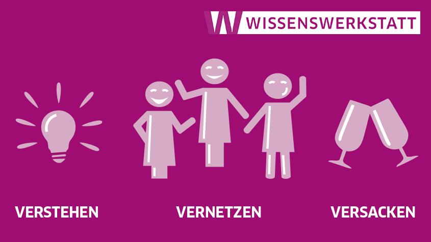 Verstehen - Vernetzen - Versacken. Lange Nacht der Recherche | SBB-PK CC-BY-NC-SA 3.0