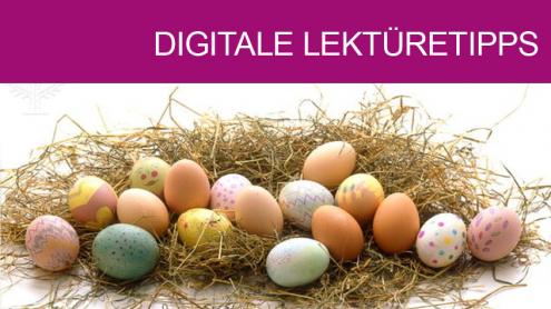 Painted eggs on hay. Britannica ImageQuest: Andreas Von Einsiedel/ Dorling Kindersley / Universal Images Group