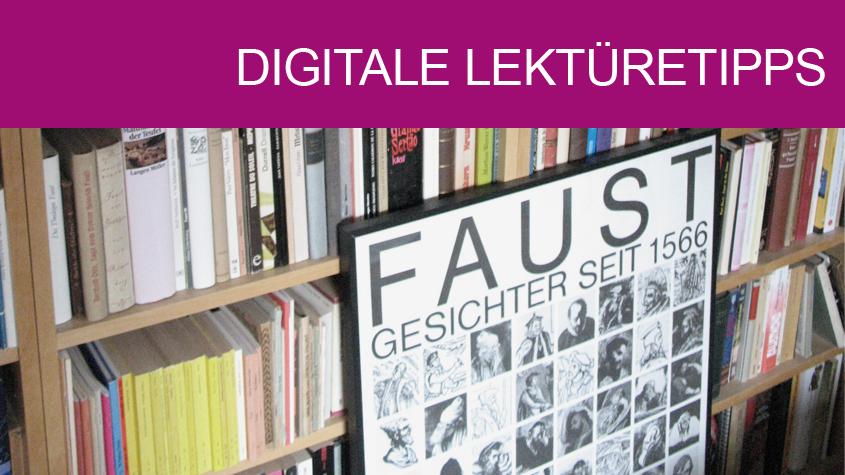 Faust-Literatur