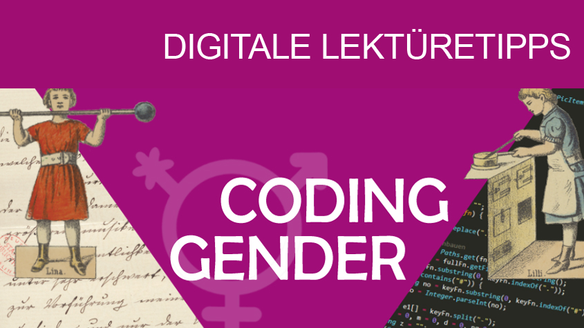 Coding Gender | SBB-PK CC BY-NC-SA 3.0