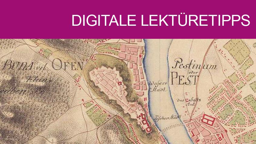 Historische Karte von Budapest; Aus: Josephinische Landesaufnahme (1782-1785); Quelle: mapire-Projekt (https://mapire.eu/de/ )