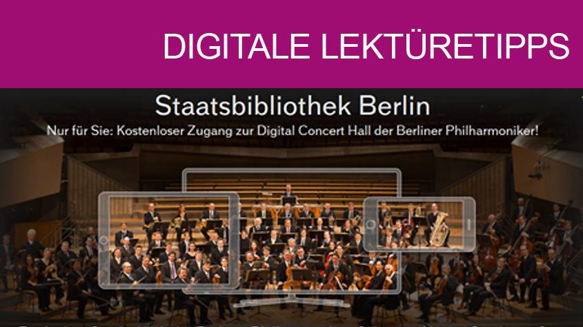 Digital Concert Hall der Berliner Philharmoniker