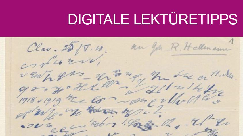Hans Steffen: Briefentwurf an [Gustav] Hellmann, in der von Steffen oft benutzten, schwer entzifferbaren Kurzschrift. https://digital.iai.spk-berlin.de/viewer/image/755923073/1/ | IAI SPK