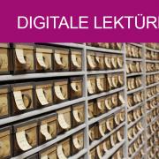 Ein Schatz aus 55.000 Wörtern, gehütet in ca. 6.500 Kästen: der Thesaurus Linguae Latinae an der Bayerischen Akademie der Wissenschaften | © BAdW