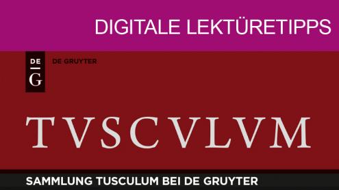 Tusculum online