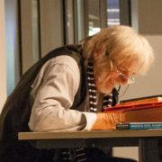 Frank Günther am 26.04.2016 in der Staatsbibliothek zu Berlin