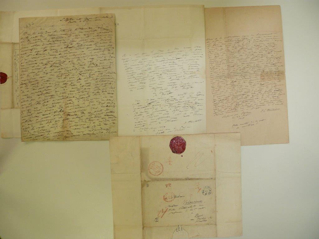 Briefe Alexander Von Humboldt : Briefe alexander von humboldts erworben sbb aktuell