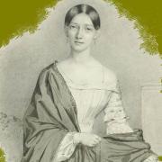 Samuel Friedrich Diez, Clara Schumann (1840) copyright: bpk / Kupferstichkabinett, SMB / Volker-H. Schneider