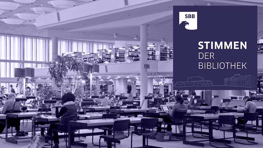 Stimmen der Bibliothek SB003 Wissenschaftliche Dienste