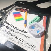 SBB-Tasche im neuen Design