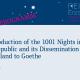 Begleitprogramm 1001 Nacht am 03.12.