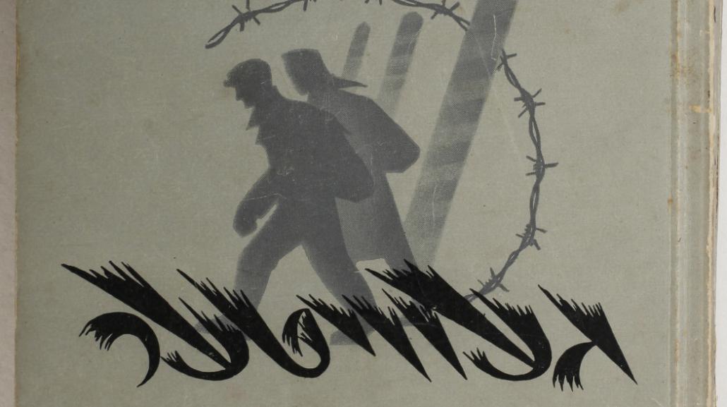 """Geviter"" von Malasha Mali - Titelblatt (Detail)"