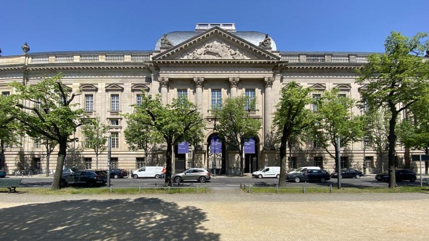 Staatsbibliothek zu Berlin - Haus Unter den Linden, Foto: Eva Rothkirch